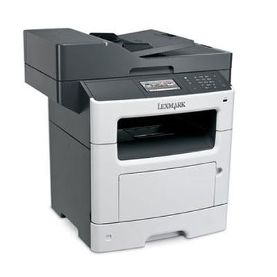 Lexmark Mx511de Monochrome All-In One Laser Printer, Scan, Copy, Network Ready, Duplex Printing And Professional Feature