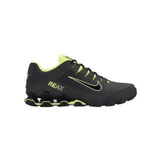 Nike Men's Reax 8 TR, Training, Black/Volt - black, volt|https://ak1.ostkcdn.com/images/products/is/images/direct/c64d7e5d255e3f075dbe111e38f5e6a41183b75c/Nike-Men%27s-Reax-8-TR%2C-Training%2C-Black-Volt.jpg?impolicy=medium