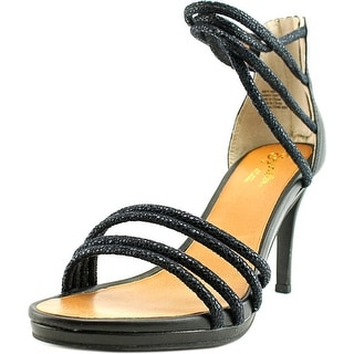 Seychelles Dreamgirl   Open Toe Canvas  Platform Heel