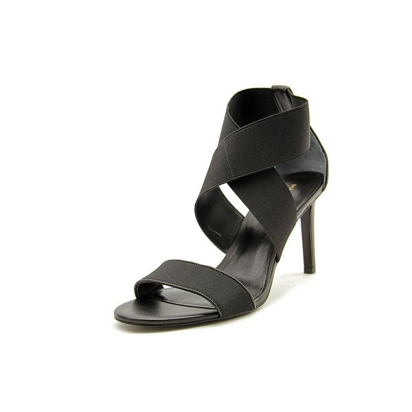 Marc Fisher Brooke Women Open Toe Canvas Sandals