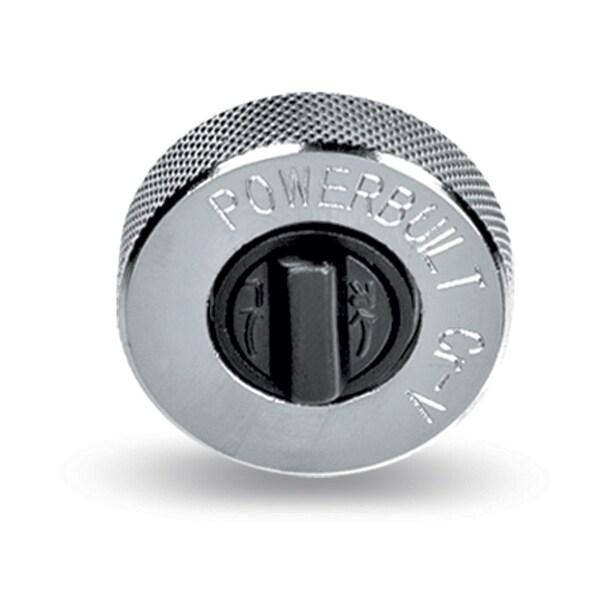 Powerbuilt 1/4-Inch Drive Finger Ratchet - 640501