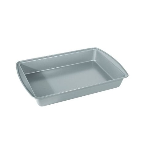 "Fox Run 44503 Non Stick All Purpose Pan, Silver, 9"" x 13"""