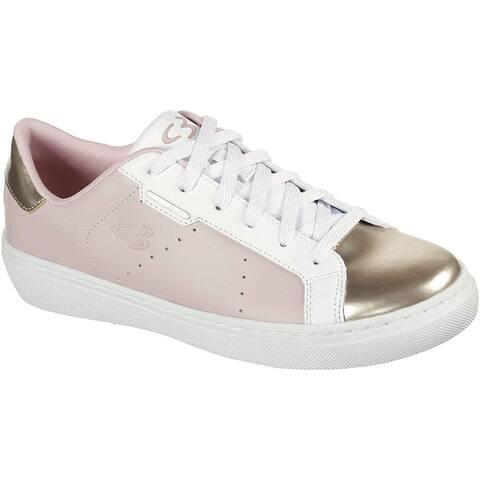 Concept 3 by Skechers Women's Next Big Shine Lace-up Fashion Sneaker