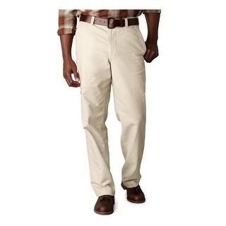 Dockers Mens Cargo Pants Comfort Fit Flap Pockets - 48/32