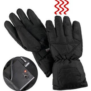 Battery Operated Heated Gloves - Unisex