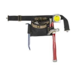CLC 1245 Carpenter's Nail & Tool Bag, 6 Pockets