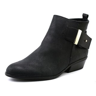 White Mountain Limerick Women Round Toe Synthetic Ankle Boot
