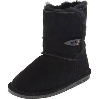 BEARPAW Abigail Shearling Boot (Little Kid/Big Kid)