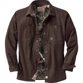 Legendary Whitetails Men's Creek Bed Canvas Shirt Jacket