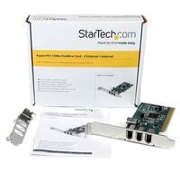 Startech Pci1394mp 4 Port Pci 1394A Firewire Adapter Card 3 External 1 Internal