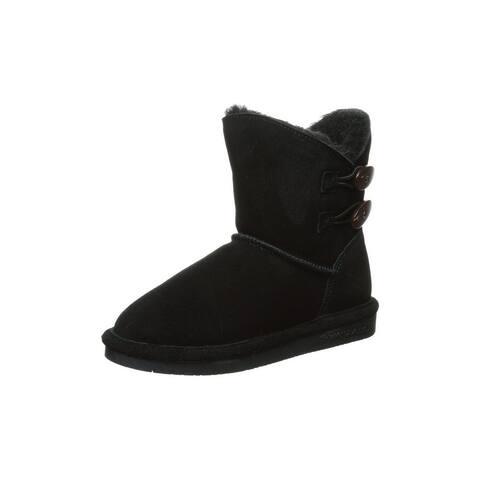 """Bearpaw Outdoor Boots Girls 5 1/2"""" Shaft Rosaline NeverWet"""