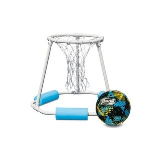 """24"""" Classic Pro Water or Swimming Pool Basketball Game with Game Ball"""