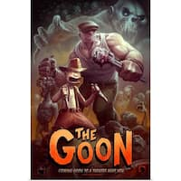 Poster Print entitled The Goon (2010) - Multi-color