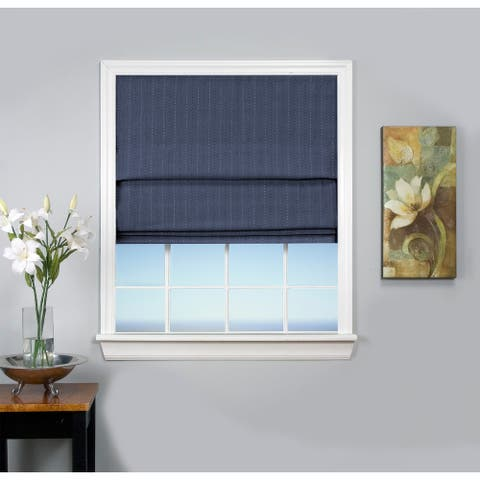 Grand Pointe Blackout Cordless Roman Shade