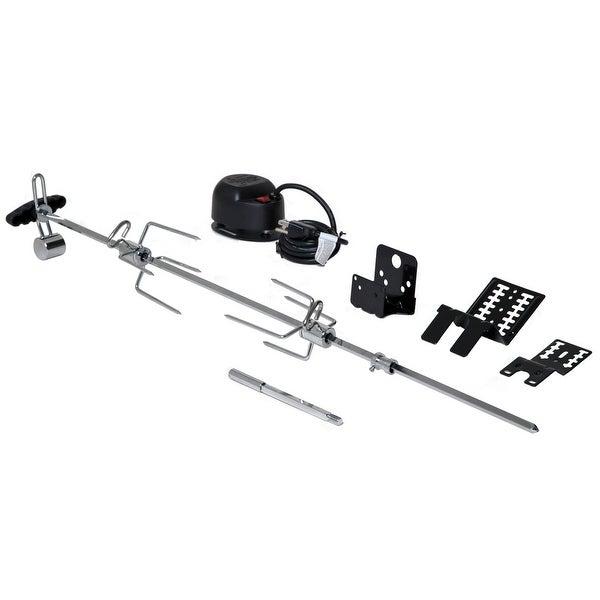 "Grillmark 60090A Universal Rotisserie Kit, 39.5"""