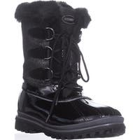 Khombu Free Snow Boots, Black