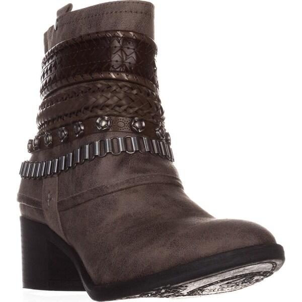 Carlos by Carlos Santana Cole Cowboy Boots, Mole