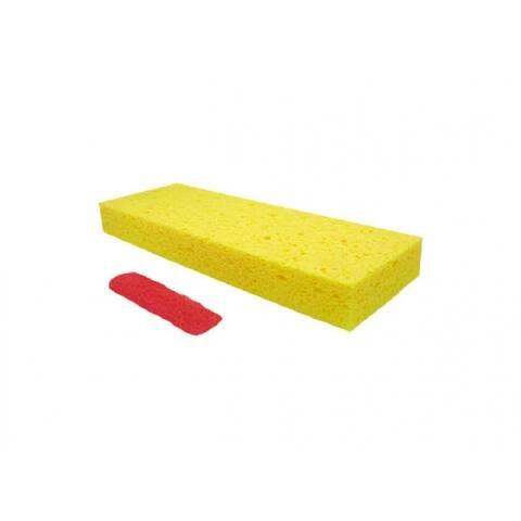 Quickie 0272 Automatic Sponge Mop Refill, Jumbo, Type J