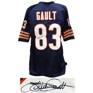 Willie Gault Navy Custom Football Jersey