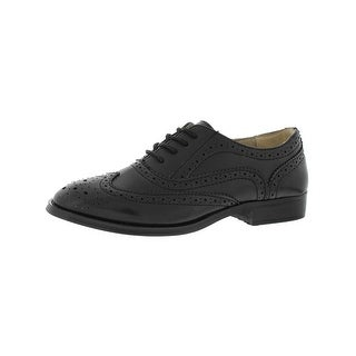 Steve Madden Womens Benjamin Oxfords Wingtip Brouge