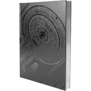 Star Trek The Next Generation Enterprise Hard Cover Journal - Multi