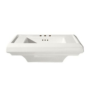"""American Standard 790.008 Town Square 24"""" Pedestal Top with 8"""" Centers"""