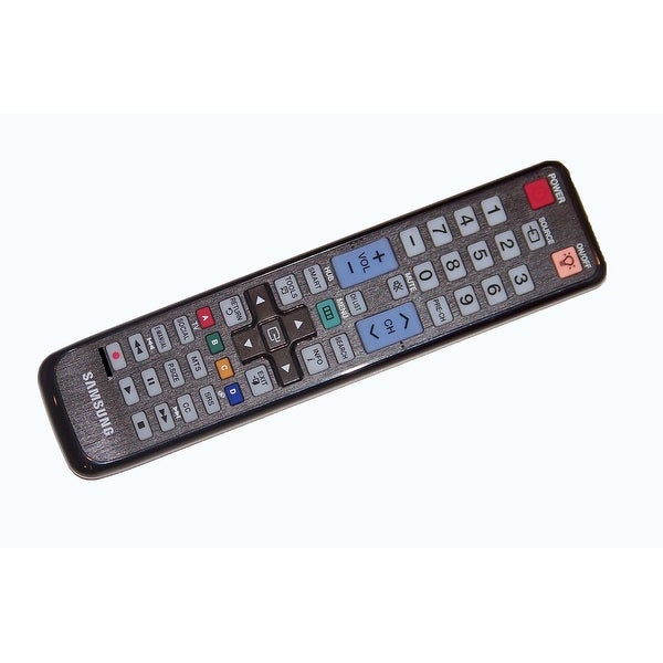 OEM Samsung Remote Control: UN46C6800, UN46C6800UF, UN46C6800UFXZA, UN46C6900, UN46C6900VF, UN46C6900VFXZA, UN46C7000