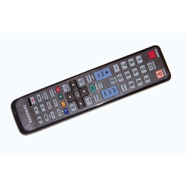 OEM Samsung Remote Control: UN60D6400, UN60D6400UF, UN60D6400UFXZA, UN60D6450, UN60D6450UF, UN60D6450UFXZA, UN60D6500VF