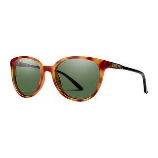 Smith Optics Sunglasses Womens Cheetah Archive Matte Tortoise - matte honey tortoise black chromapop gray green - One size