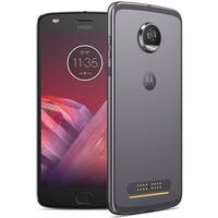Motorola Moto Z2 Play XT1710 32GB Unlocked Phone w/ 12MP Camera - Lunar Gray (Certified Refurbished) - Lunar Gray