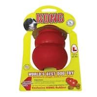 Kong 292006 Original Dog Toy, Rubber