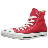 Converse Unisex Chuck Taylor All Star Hi Top, Red