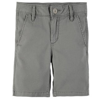 Calvin Klein Kids Boys 8-20 Woven Short - Black
