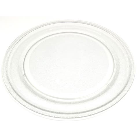 OEM Sharp Microwave Turntable Glass Tray Plate Shipped With R402JKF, R-402JKF