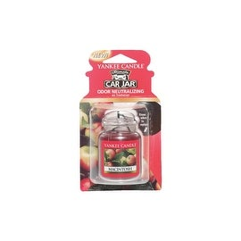 Yankee Candle Macintosh Car Jar Ultmt