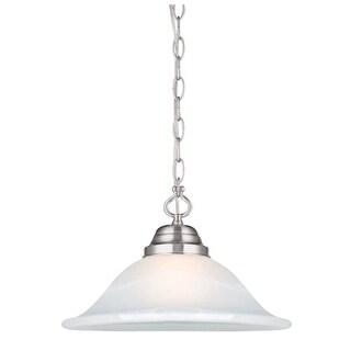 Design House 517565 Millbridge Transitional 1 Light Down Lighting Pendant