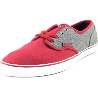Emerica Wino Cruiser Round Toe Canvas Skate Shoe