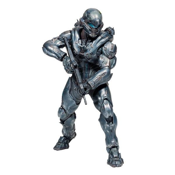 Shop Halo 5 10 Deluxe Figure Spartan Locke Helmeted Multi