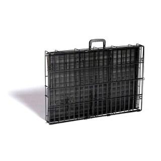 Prevue Pet Black Econo Suitcase Crate (Full Color Carton) - E432
