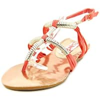 2 Lips Too Women's Too Coiled Coral Sandal