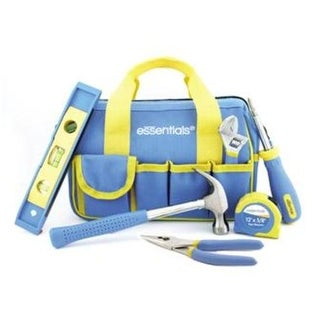 Great Neck Saw 21045 Home Tool Set, Blue, 7 Piece