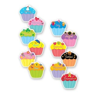 Cupcakes Designer Cut Outs