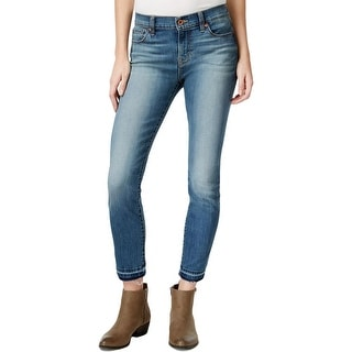 Lucky Brand Womens Brooke Ankle Jeans Skinny Denim