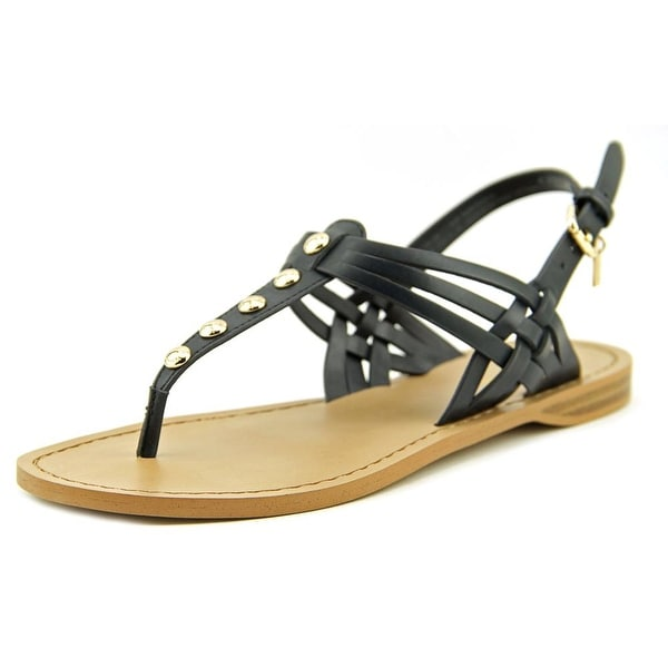Coach Caleigh Women Midnight Navy Sandals