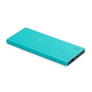 TechComm P5 5,000mAh Ultra Thin Portable Charger/Power Bank (Option: Yellow - USB)