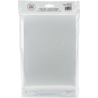 "Avery Elle Stamp & Die Storage Pockets 50/Pkg-Extra Large 6.75""X9.25"""