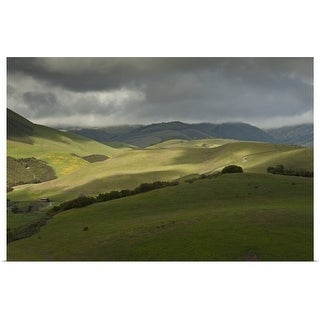 """Carmel Valley, California"" Poster Print"