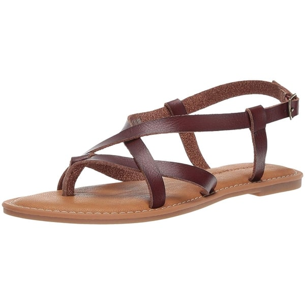 Essentials Womens Casual Strappy Sandal