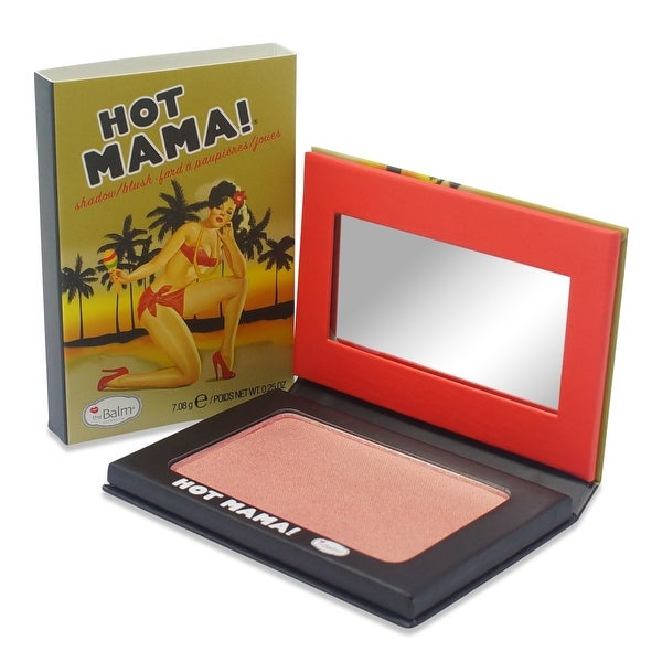 theBalm Hot Mama Shadow/Blush 0.25 Oz