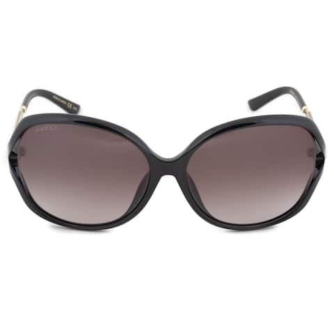 c82bf9d09d1 Gucci Gucci Butterfly Sunglasses GG0076SK 002 62